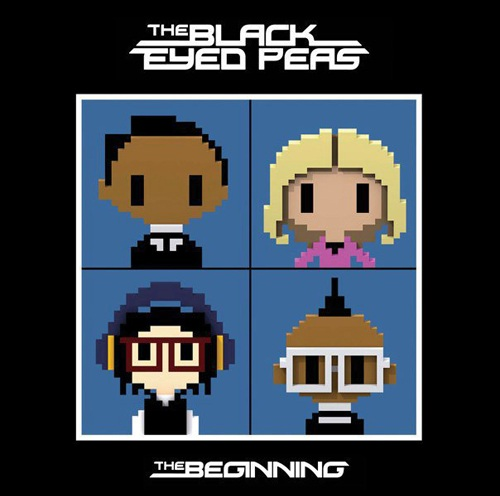 the black eyed peas album cover the beginning. The Black Eyed Peas have revealed the artwork for their newest album. The